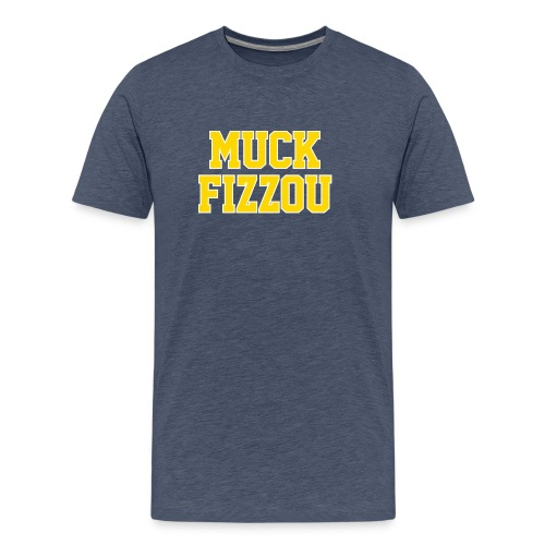 iowa says muck fizzou - Men's Premium T-Shirt