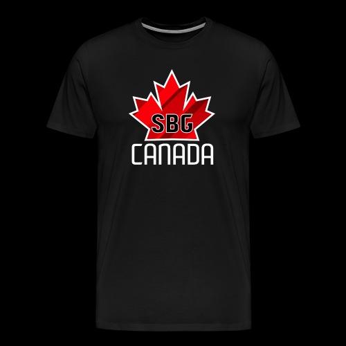 Team Canada SBG - Men's Premium T-Shirt
