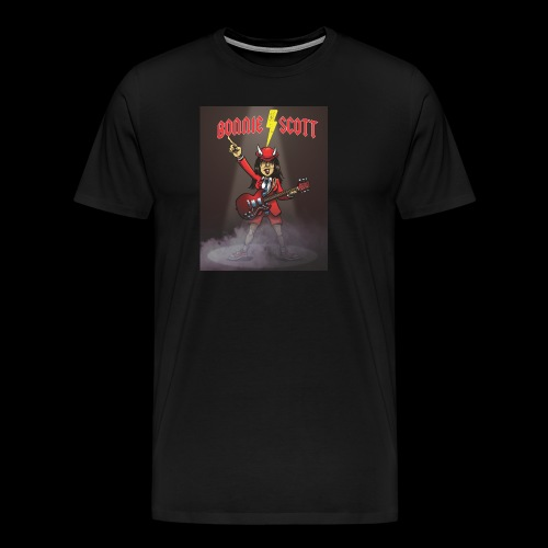 Bonnie Scott Band T Shirt - Men's Premium T-Shirt