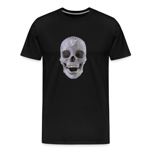 diamond_skull_1 - Men's Premium T-Shirt