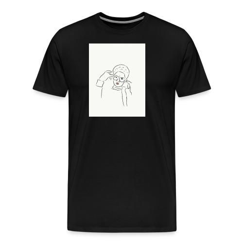 Joshwifibox - Men's Premium T-Shirt