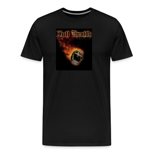 full throttle - Men's Premium T-Shirt