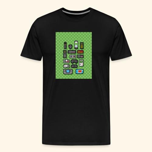controller handy - Men's Premium T-Shirt