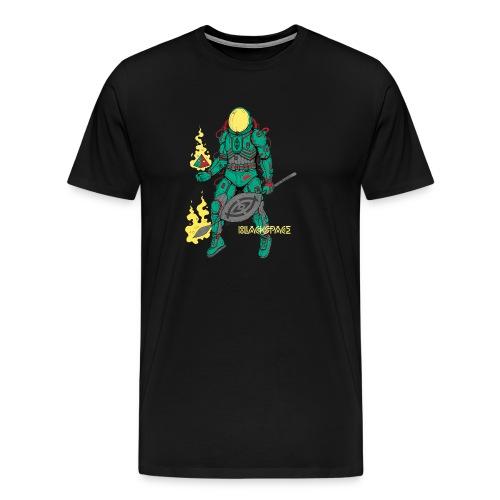 Afronaut - Men's Premium T-Shirt