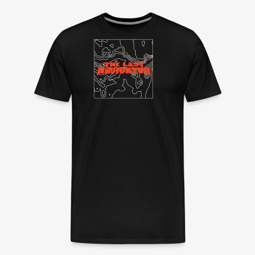 The Last Navigator - Terrain - Men's Premium T-Shirt