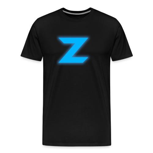 iron man Z - Men's Premium T-Shirt