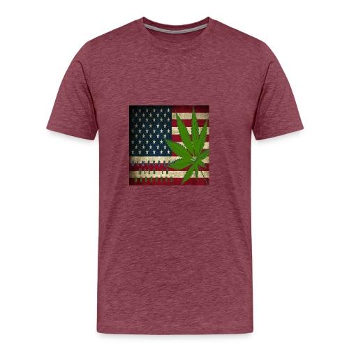 Political humor - Men's Premium T-Shirt