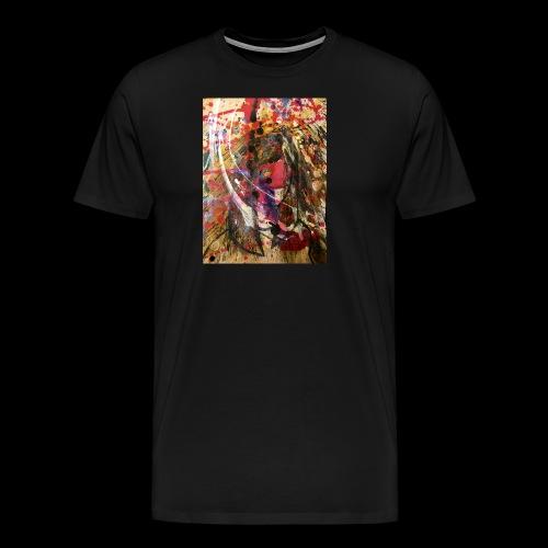 Her Imprint - Men's Premium T-Shirt