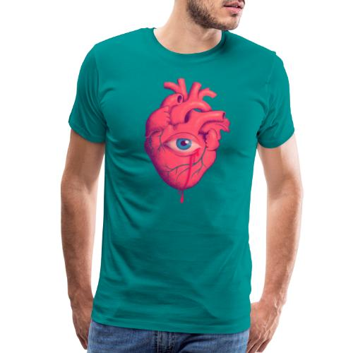 EYE HEART - Men's Premium T-Shirt
