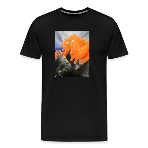 The Goaticorn - Men's Premium T-Shirt