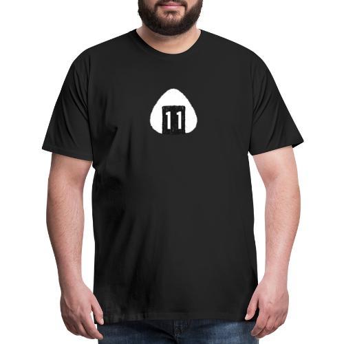 Hawaii Highway 11 Onigiri - Men's Premium T-Shirt