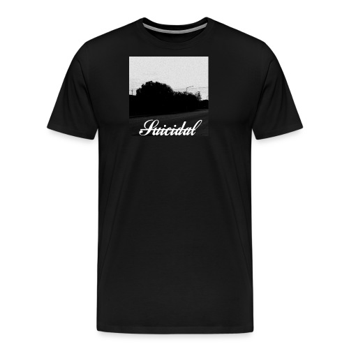 Suicidal - Men's Premium T-Shirt