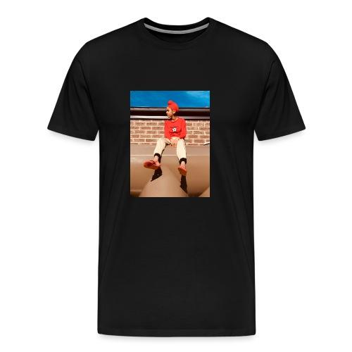 Flamin_Danger - Men's Premium T-Shirt