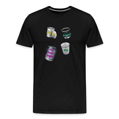 I'm Trash... - Men's Premium T-Shirt