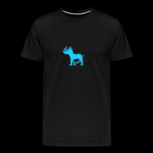 The Diamond Rhino - Men's Premium T-Shirt