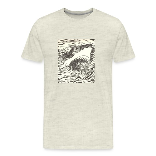 Manu - Womens Standard - Men's Premium T-Shirt
