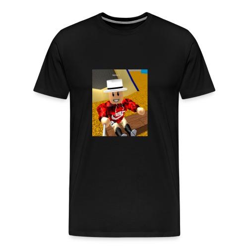 852B7CB1 35F9 4AFF 860B A5175F46FDE3 - Men's Premium T-Shirt