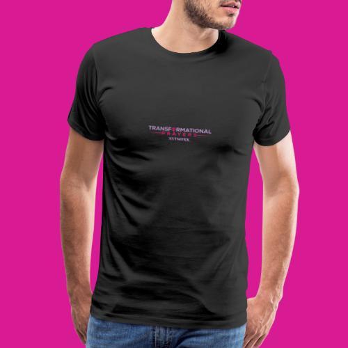 TRANSFORMATIONAL PRAYERS NETWORK DESIGN - Men's Premium T-Shirt