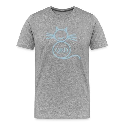 QED cat - Men's Premium T-Shirt