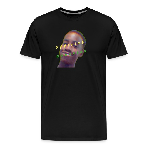 official Gabester 4 - Men's Premium T-Shirt
