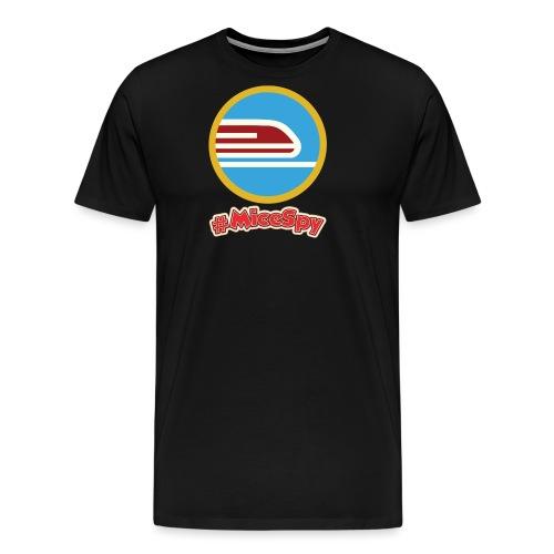Monorail Explorer Badge - Men's Premium T-Shirt