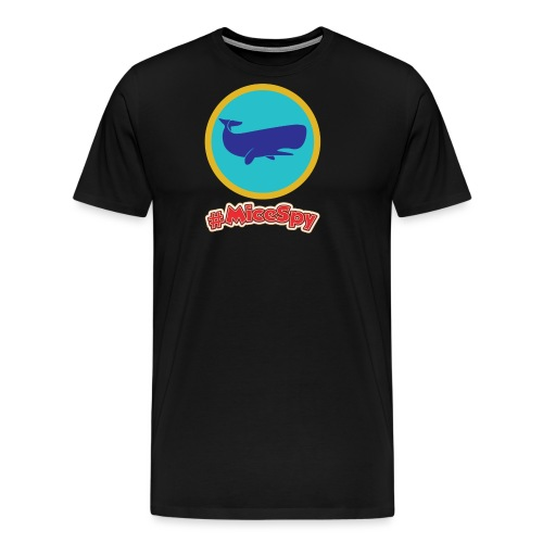 Monstro Explorer Badge - Men's Premium T-Shirt