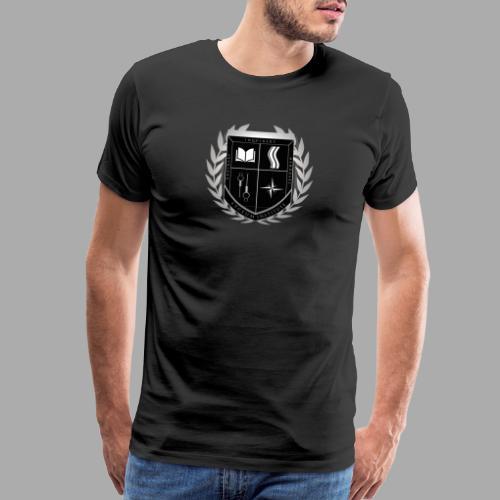 Lyceum Institute Seal - Inverted - Men's Premium T-Shirt