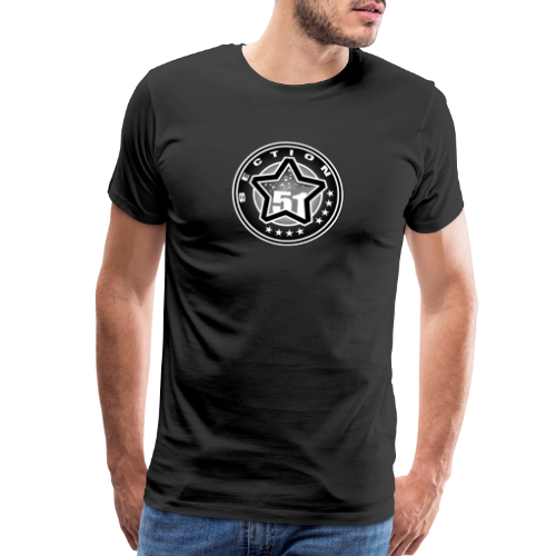 logo section51 NB - Men's Premium T-Shirt
