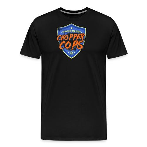 Chopper Cops - Men's Premium T-Shirt