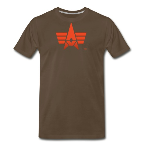 BHK Icon red stylized TM - Men's Premium T-Shirt