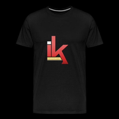 iKronic eSport Red - Men's Premium T-Shirt