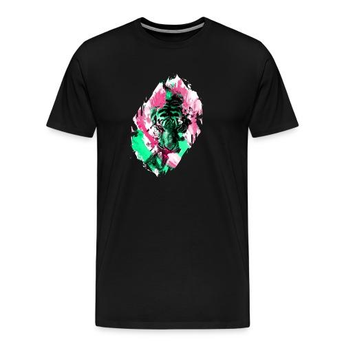 Tiger WILD - Men's Premium T-Shirt