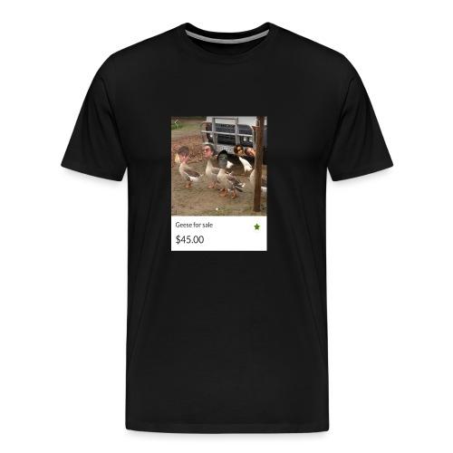 the___gaggle - Men's Premium T-Shirt