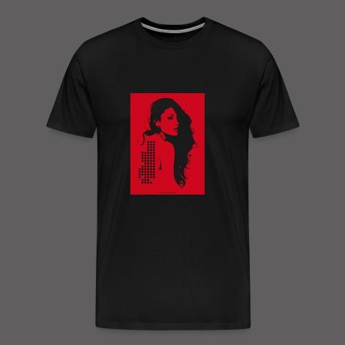 darkdiscored - Men's Premium T-Shirt
