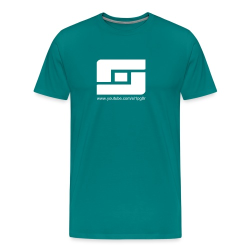 Tshirt White png - Men's Premium T-Shirt