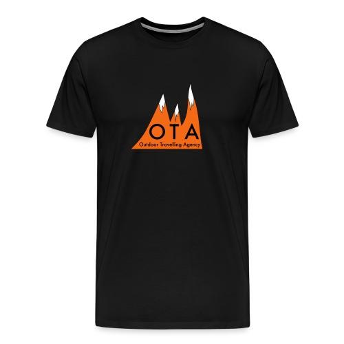 OTA Logo - Men's Premium T-Shirt