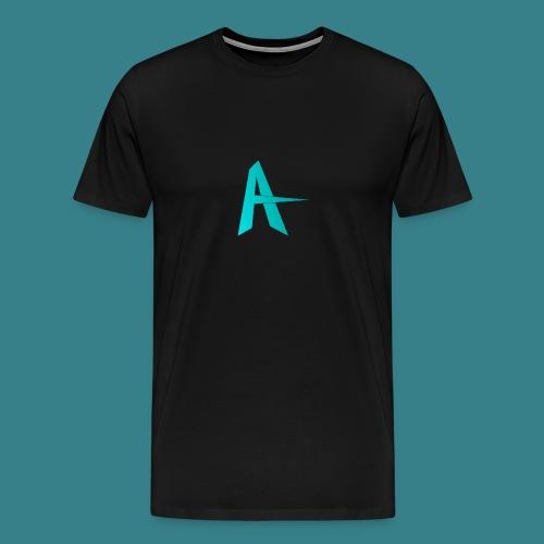 Audrew WaterBottle - Men's Premium T-Shirt