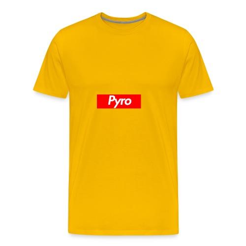 pyrologoformerch - Men's Premium T-Shirt