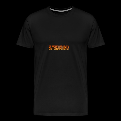 Blitzsquad Only Series - Men's Premium T-Shirt