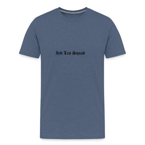 iyb leo squad logo - Men's Premium T-Shirt
