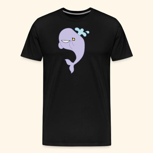 Whale Hello - Men's Premium T-Shirt