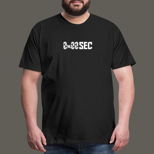 0x00sec Long - Men's Premium T-Shirt