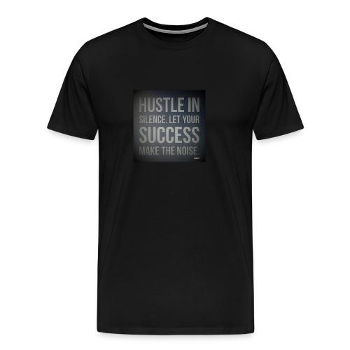 HUSTLE2 - Men's Premium T-Shirt
