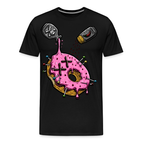 DONUT EAT ME! - Men's Premium T-Shirt