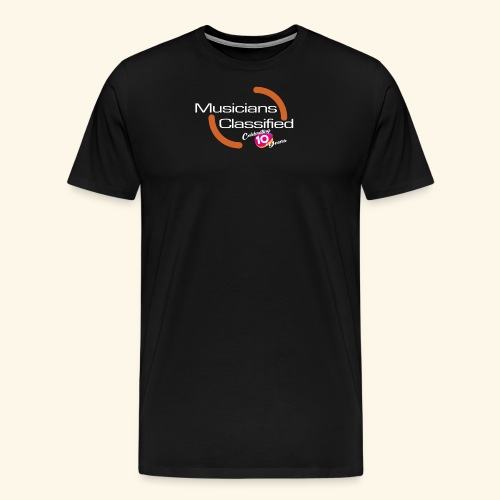 MC 10 Year Anniversary - Men's Premium T-Shirt