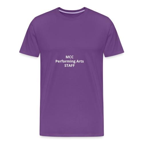MCC PA STAFF - Men's Premium T-Shirt