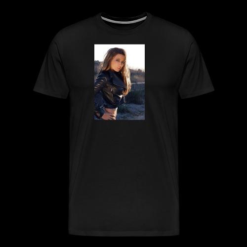 Rebecca Grant tuff and sexy - Men's Premium T-Shirt