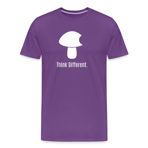 Think Different. - Men's Premium T-Shirt