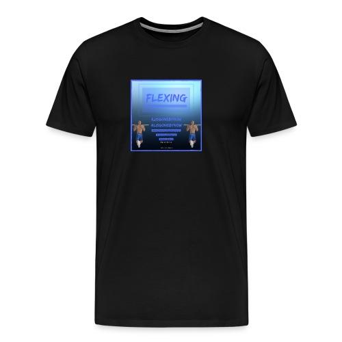 Album FLEXING Summer Merch - Men's Premium T-Shirt