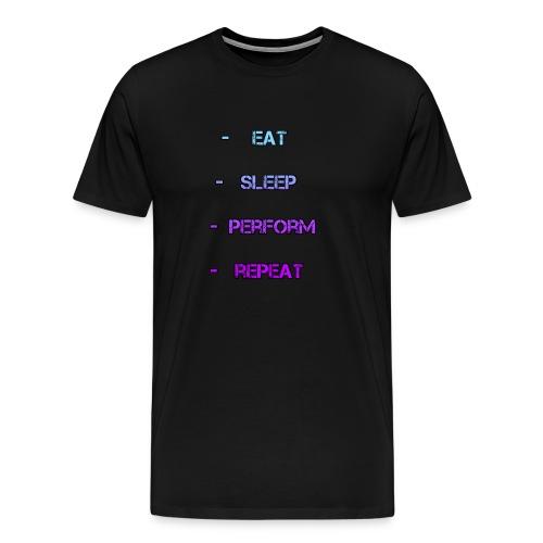 littlelaurzs productions T-shirt - Men's Premium T-Shirt